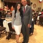 With Senator Dr. Ed Hernandez